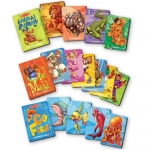Animal Card Games - Go Fish, Old Maid, Rummy