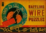 Baffling Wire Puzzles Set