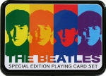 Beatles Special Edition Playing Cards Set Tin