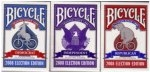 Bicycle 2008 Election Edition Playing Cards (3 Decks)