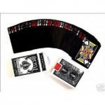 Bicycle 'Black Deck' Playing Cards