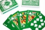 Bicycle 'Green Deck' Playing Cards