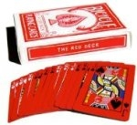 Bicycle 'Red Deck' Playing Cards