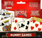 Bicycle Rummy Cards