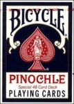 Bicycle Single Deck Pinochle Cards