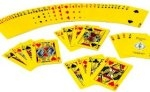 Bicycle 'Yellow Deck' Playing Cards