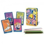 Children's Card Games - Old Maid, Fish, War, Crazy Eights