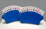 Deluxe Playing Card Holders (Set of 2)