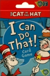 Dr. Seuss I Can Do That! Card Game