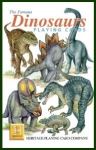 Famous Dinosaurs Playing Cards