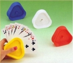 Handy Playing Card Holders (Set of 4)
