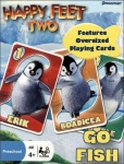 Happy Feet Two Go Fish Card Game