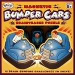 Magnetic Bumper Cars Brainteaser Puzzle