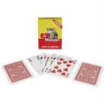 Modiano Classic Red Flower Playing Cards (1 Deck)