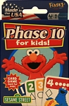 Phase 10 for Kids: Sesame Street Edition