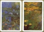 Piatnik Monet Gallery Lilies Bridge Cards