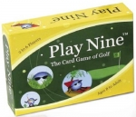 Play Nine: The Card Game of Golf!