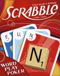 Scrabble Word Play Poker