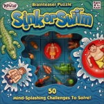 Sink Or Swim Brainteaser Puzzle