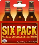 Six Pack Card Game