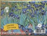 Van Gogh Iris Bridge Cards