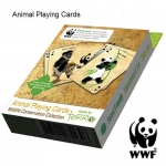 WWF Animal Playing Cards