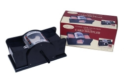 2-Deck Manual Card Shuffler