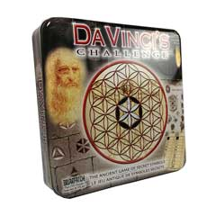 Davinci's Challenge Game Tin