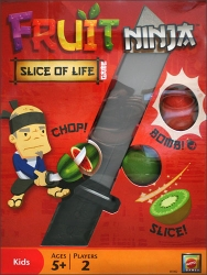 Fruit Ninja Slice Of Life Game