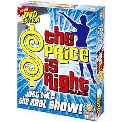 The Price Is Right - DVD Game