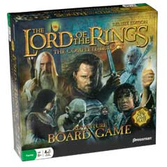 The Lord Of The Rings Adventure Board Game
