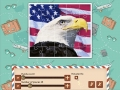1001 Jigsaw World Tour: American Puzzle, screenshot #1