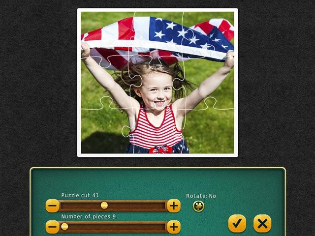 1001 Jigsaw World Tour: Great America Screenshot