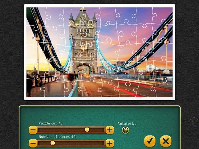 1001 Jigsaw World Tour London Screenshot