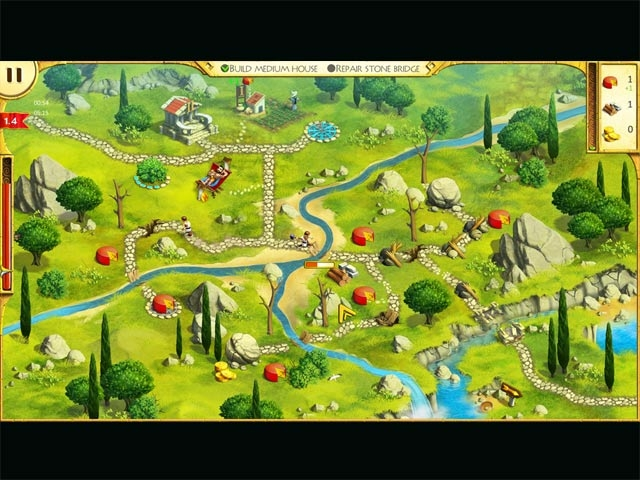 12 Labours of Hercules Screenshot