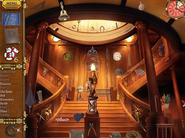 1912: Titanic Mystery Screenshot