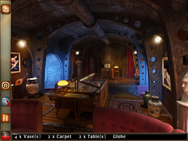 20,000 Leagues Under the Sea: Captain Nemo Screenshot