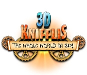 3D Knifflis: The Whole World in 3D!