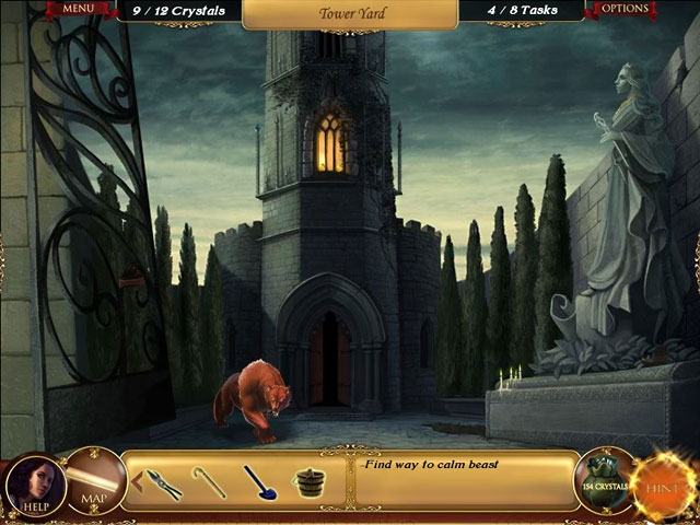 A Gypsy's Tale: The Tower of Secrets Screenshot