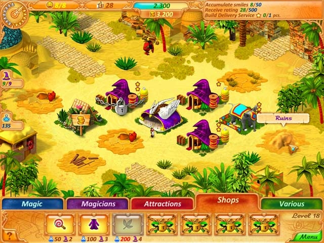 Abigail and the Kingdom of Fairs Screenshot