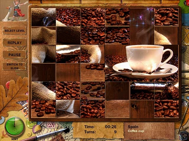 Adore Puzzle 2: Flavors of Europe Screenshot