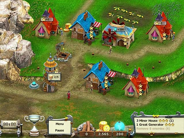 Age of Adventure: Playing the Hero Screenshot