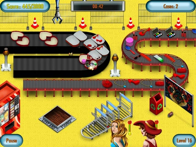 Airline Baggage Mania Screenshot