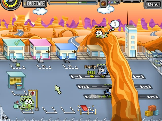 Airport Mania 2: Wild Trips Screenshot