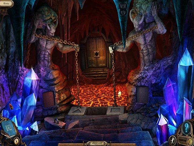 Alex Hunter: Lord of the Mind Screenshot
