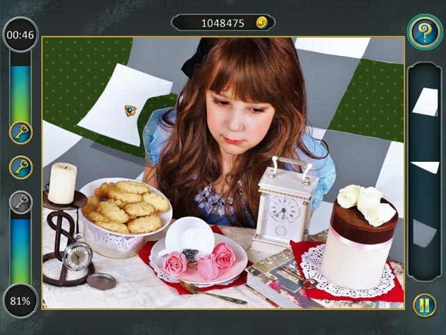 Alice's Jigsaw: Wonderland Chronicles 2 Screenshot