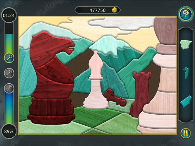 Alice's Patchwork 2 Screenshot