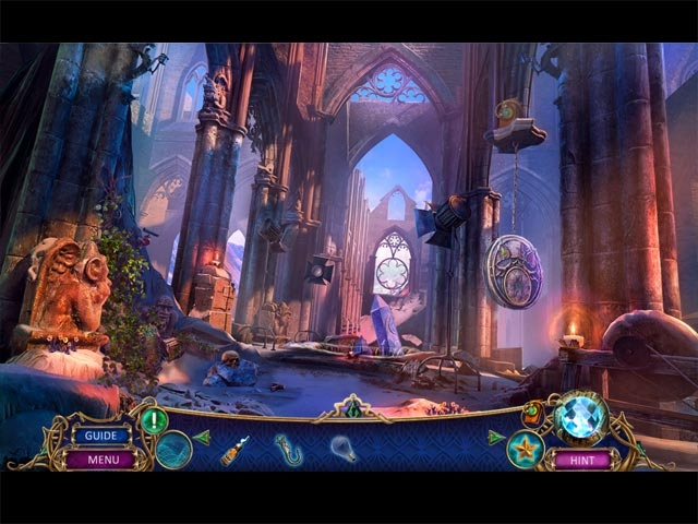 Amaranthine Voyage: The Obsidian Book Collector's Edition Screenshot