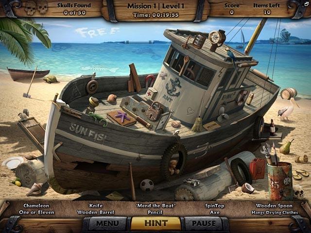 Amazing Adventures: The Caribbean Secret Screenshot