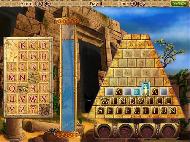 Amazing Pyramids Screenshot